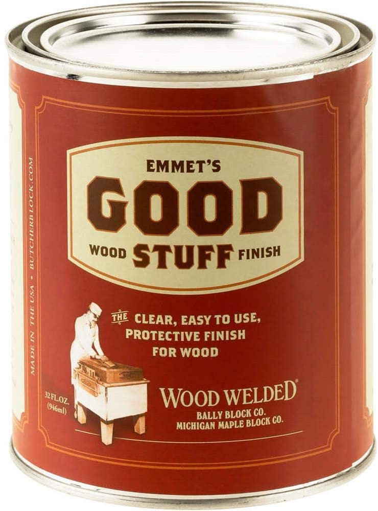 Grizzly Industrial H2372 - Good Stuff Wood Finish