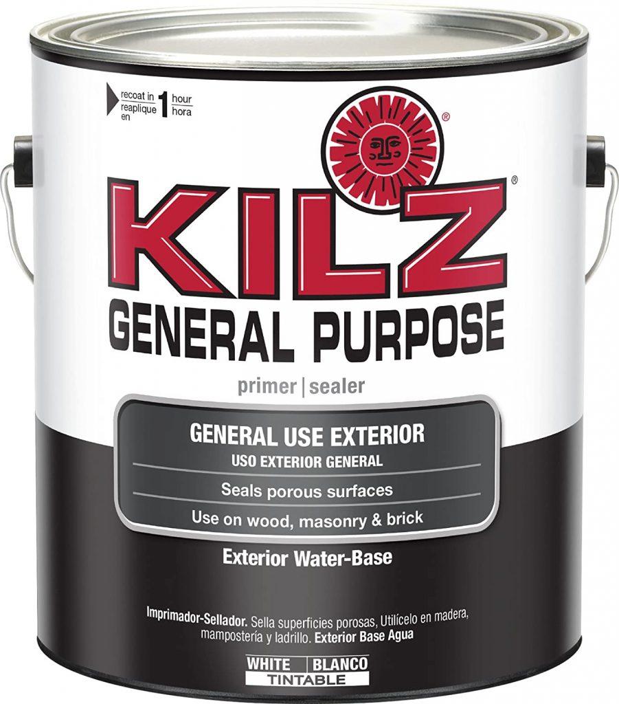 KILZ General Purpose Exterior Latex Primer