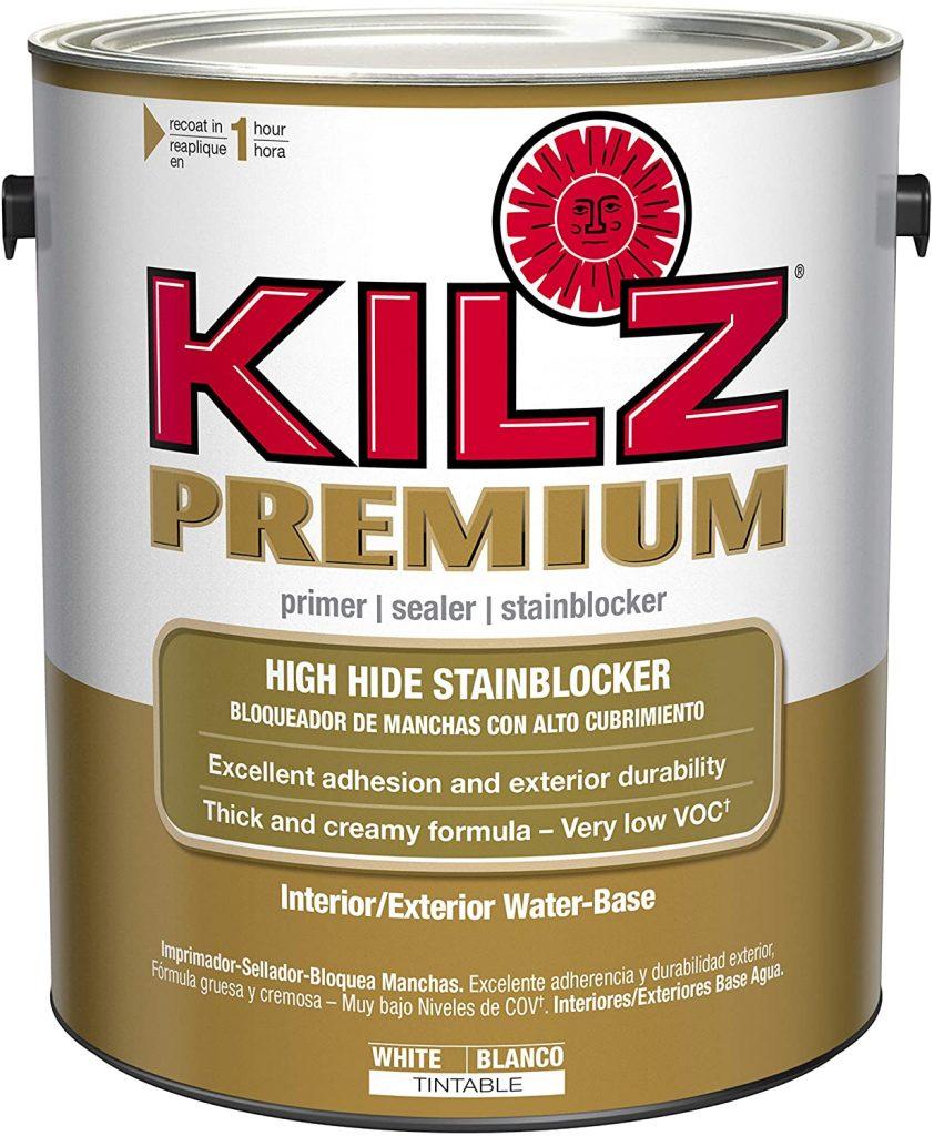 KILZ Premium High-Hide Stain Blocking