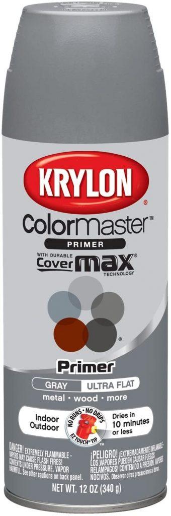 Krylon K05131807 ColorMaster Paint + Primer