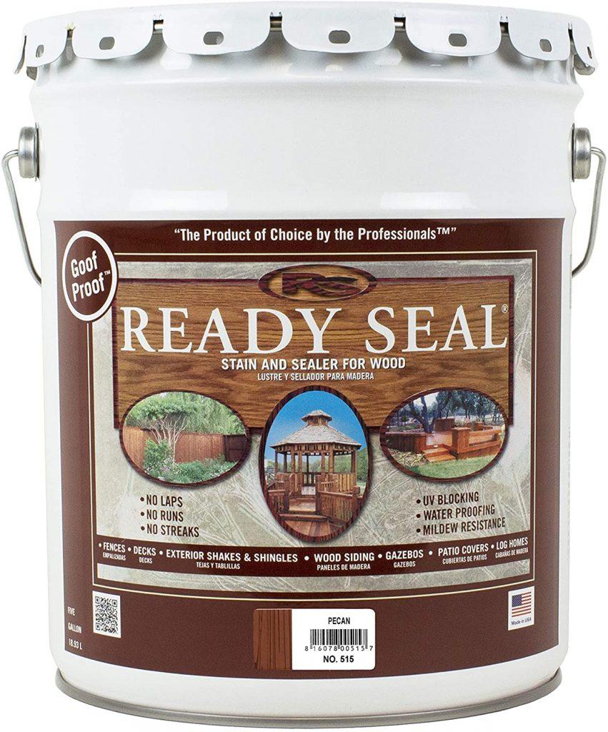 Ready Seal 515 5-Gallon Sealer