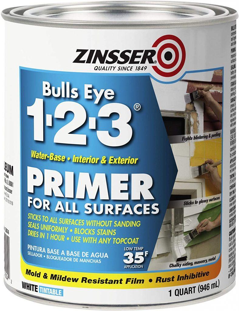 Rust-Oleum 2004 Zinsser Bulls Eye 1-2-3 Primer