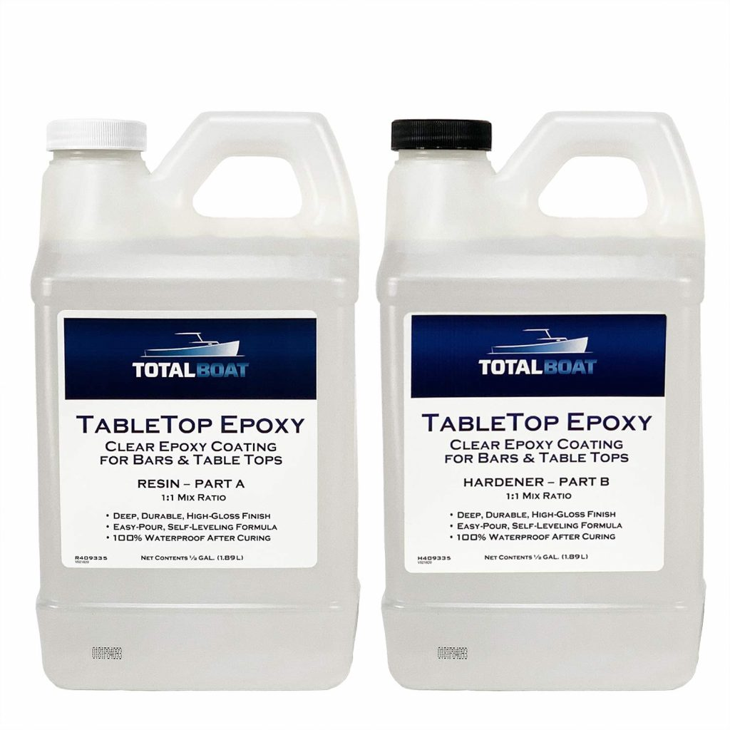TotalBoat - TB-9335 Epoxy Resin Crystal Clear