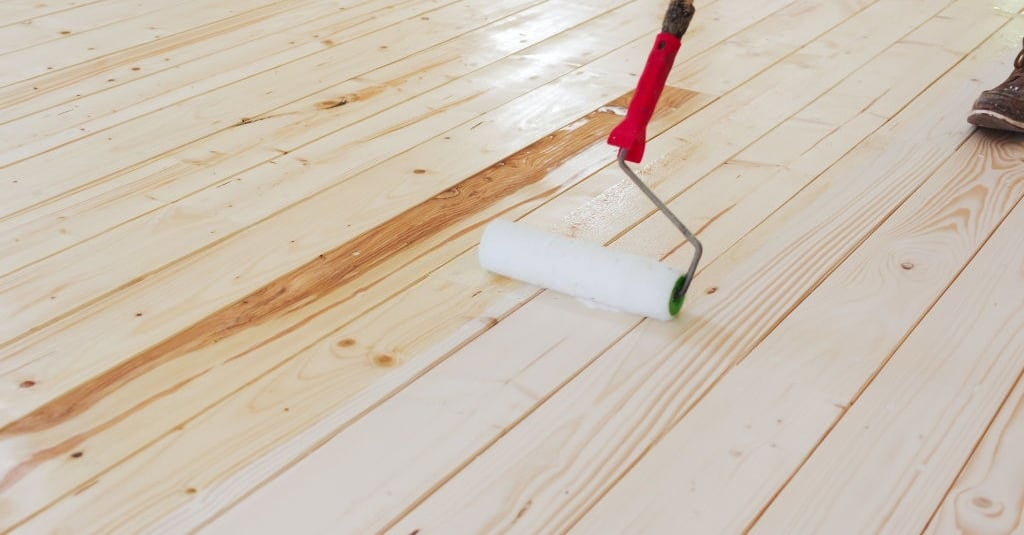 Mixing Stain And Polyurethane Together
